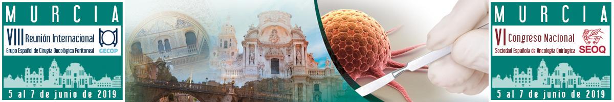 VI CONGRESO SEOQ y VIII REUNIÓN GECOP 2019. Murcia 6 al 7 de junio 2019